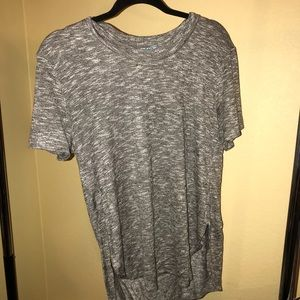 Gray top from Francesca's